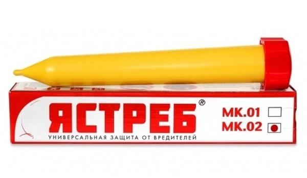 Отпугиватель кротов Ястреб МК.02 фото
