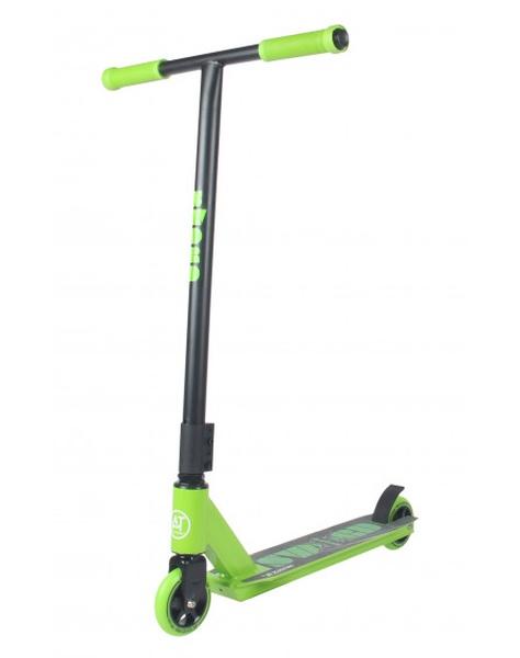Трюковый самокат Ateox AT Scooters SWORD Зеленый