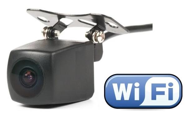 Видеорегистратор Беспроводная камера заднего вида GlobusGPS GL-Wi1
