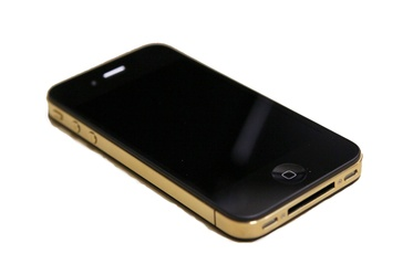 фото Apple iPhone 4S 64Gb Black Gold