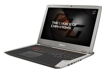 "фото ASUS ROG G701VI (Intel Core i7 7820HK 2900 MHz/17.3""/1920x1080/64Gb/1024Gb SSD/DVD нет/NVIDIA GeForce GTX 1080/Wi-Fi/Bluetooth/Win 10 Home)"