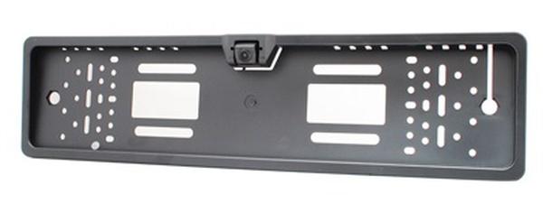 Камера заднего вида в рамке номерного знака AVIS AVS308CPR