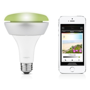 фото Управляемая лампочка Philips Hue BR30 Connected Downlight Lamp Single Pack