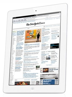 фото Apple iPad 2 64Gb Wi-Fi + 3G (Белый/White)