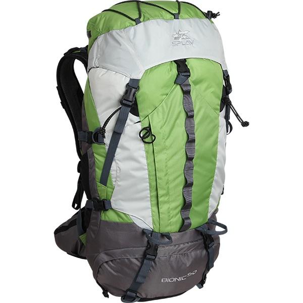 Туристический рюкзак СПЛАВ BIONIC 50 (зеленый) фото