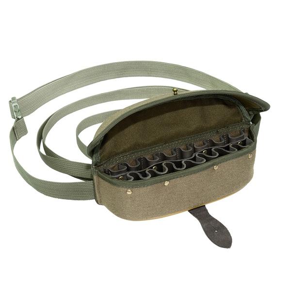 Патронташ-сумка охотника Aquatic ПО-06 (на 16 патронов) фото