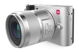 фото Xiaomi Yi M1 Mirrorless Digital Camera Silver