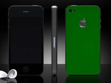 фото Apple iPhone 4S 64Gb Green (зеленый)