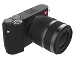 фото Xiaomi Yi M1 Mirrorless Digital Camera Black