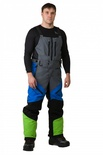 фото Штаны мужские Dragonfly Sport Blue-Green M