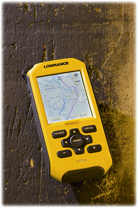 Lowrance Out & Back